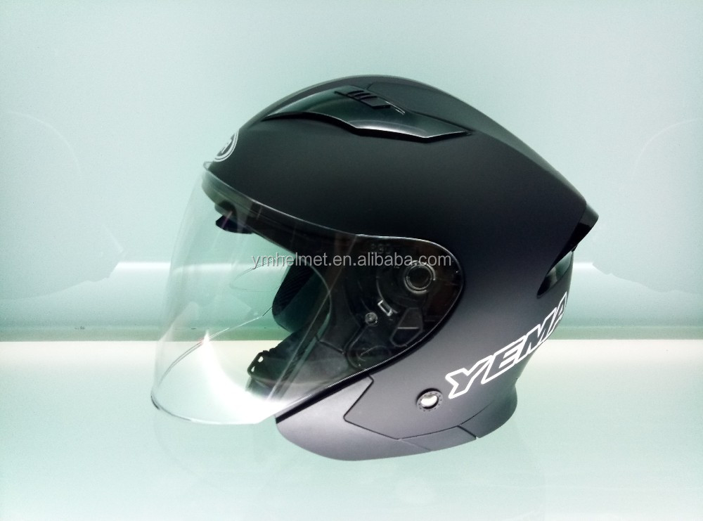 ECE DOT Stylish New half face motocycle helmet vintage motorcycle helmets ABS Material YM-630