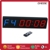 Alibaba Electronic Remote 6 Digital Led Number Clock in Wall Clocks