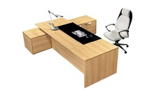 melamine writing desk for wholesale office desk