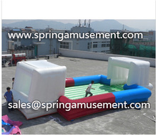 Inflatable filed, inflatable football court for sale SP-CU011