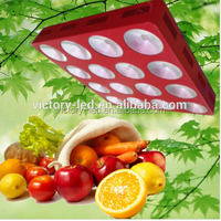 2014 Top Rated Switchable 5 Watt 1000watt led grow light