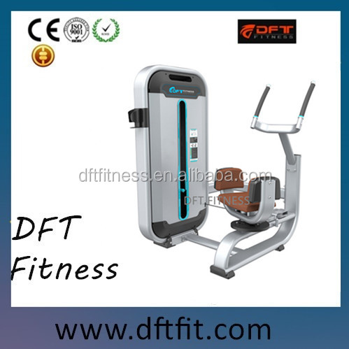 2016 newest design style strength machine Antique sports equipment DFT-819 Rotary Torso/DEZHOU in shandong