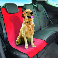 Red Water Resistant Single Pet Car