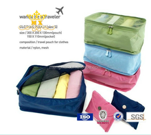 Set multipurpose fancy travel bag