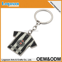 Top quality new fashion keychain with custom logo