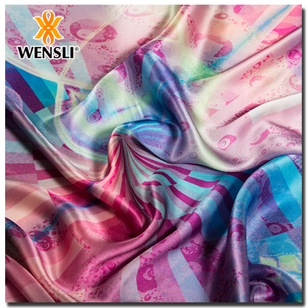 Wholesale Products China 100% Real Twill Silk Neckerchief