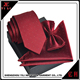 New design fashion bowtie silk mens neck tie and pocket square set