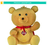 high quality soft toy cutting of soft toys teddy bear soft toy china