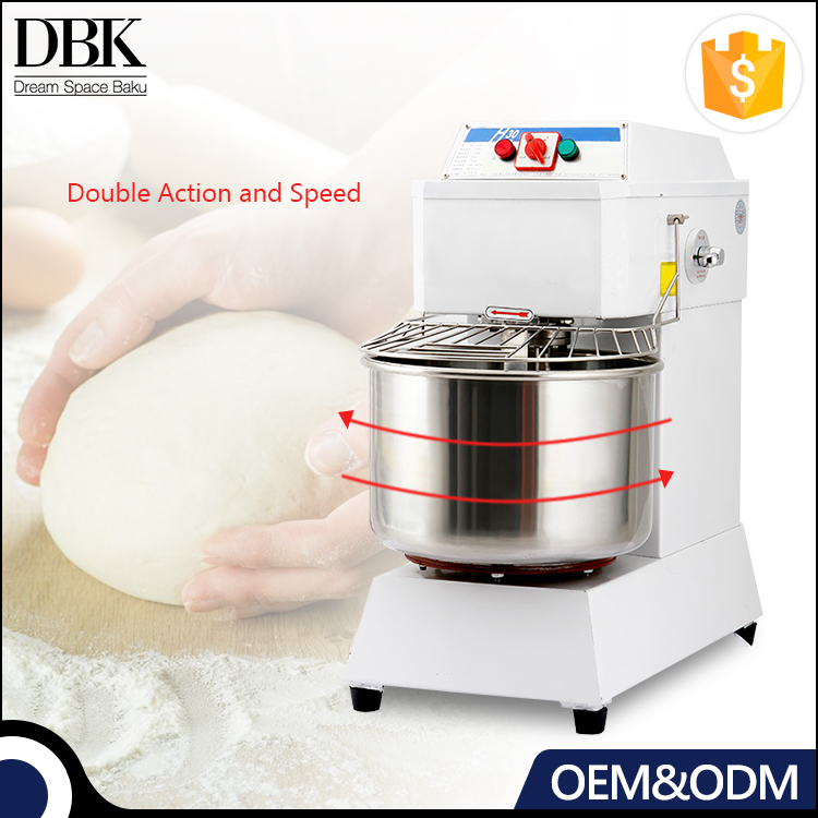 20L 30L 40L 50L commercial bread dough mixer prices / Bakery Flour Mixing Machine