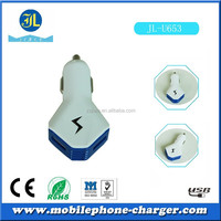 Mobile phone smart phone tablet bluetooth charger 12v auto charger phones adapter