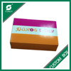 COLORFUL AND BEAUTIFUL CUSTOM IVORY BOARD DONUTS PACKING BOX