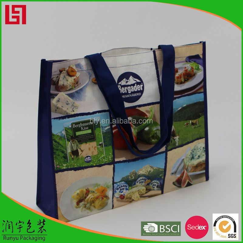 High quality manufacturers pet shopping bag