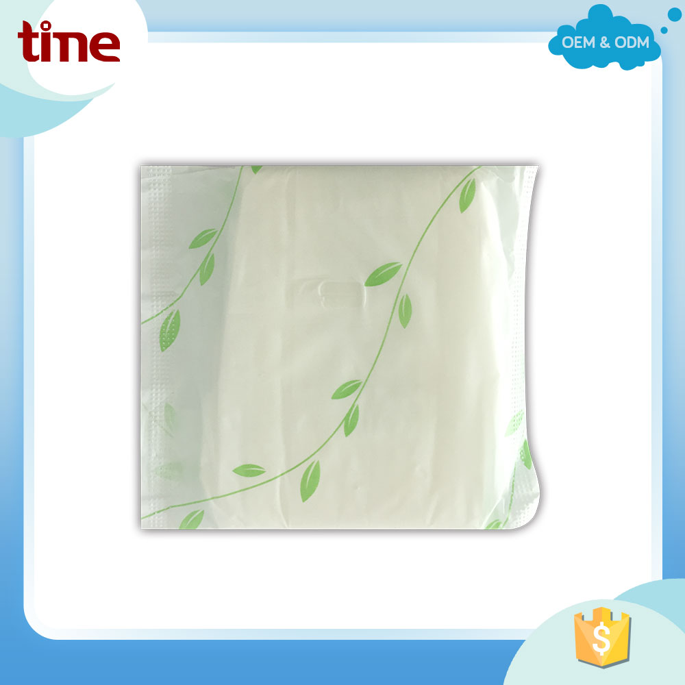 Feminine hygiene products Feel free cotton sanitary napkins