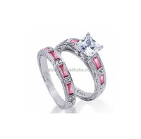Wholesale cheap fashion new wedding ring design new design ladies finger rings