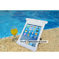 TPU&PVC bag for IPAD mini pass IPX8 30m&3H pvc bag