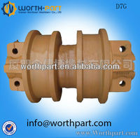D7G Track Roller/Bottom Roller/Lower Roller roller wheel