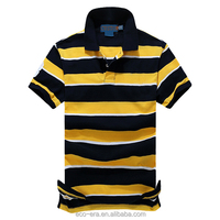 Wholesale Black And Yellow Polo Shirts Cheap Polo