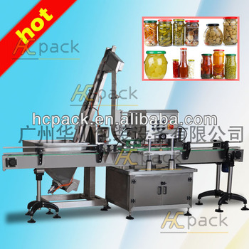 Automatic high speed capping machine