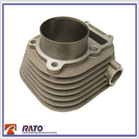 motorcycle spare parts wholesale air cooled motorcycle engine cylinder body parts for 250cc ATV/motorcycle engine
