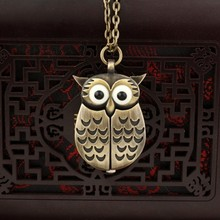 2015 vintage erotic owl pocket watches curren brand wrist watches name brand wrist watch