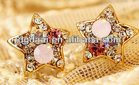 2013 New fashion Ladies ear rings