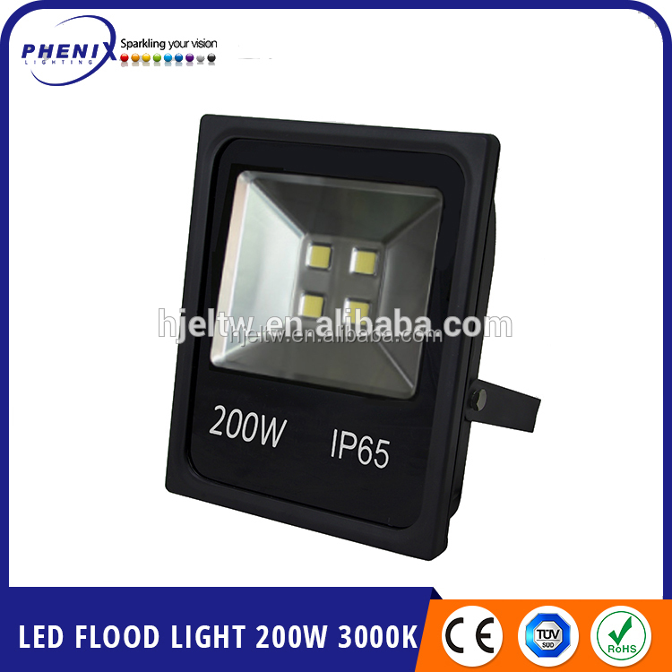 Portable battery powered led flood light with CE certificate
