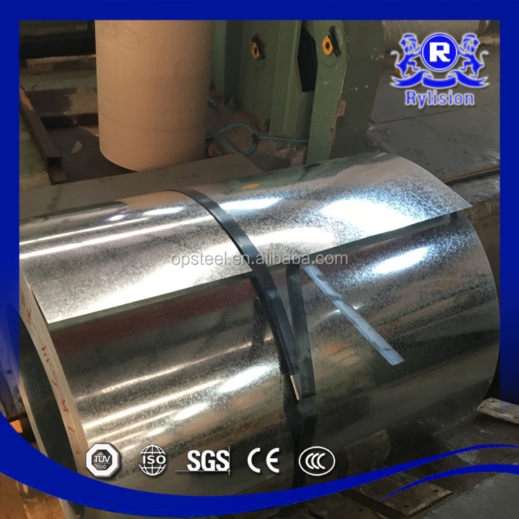 S30458 1.435 RMB Exchange Rate Hot Dipped Galvanized Steel Coil