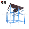 African Type Quick Stage Scaffolding System For Supporting Structure