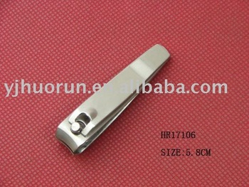 HR17106 stainless steel nail clipper