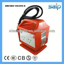 HOT SALE SG10 SG15 portable 110v ac power socket