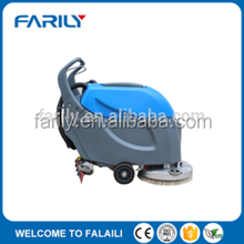High quality floor washing cleaning machine electric floor scrubber