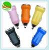Micro Mini USB Universal Car Charger for iPhone 5 5C 5S Adapter Plug many colors 12V