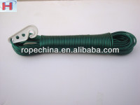 pvc clothes rope popular in Europe,Africa etc