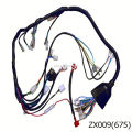 Dirt bike throttle cable