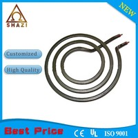 electric heating element for hotplate stirrer Patented design foldable electric stove