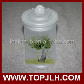 sublimation Coffee Tea Sugar Food Storage Seal Pot