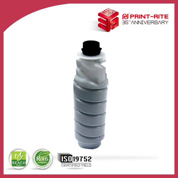 Black copier toner for Ricoh 1022