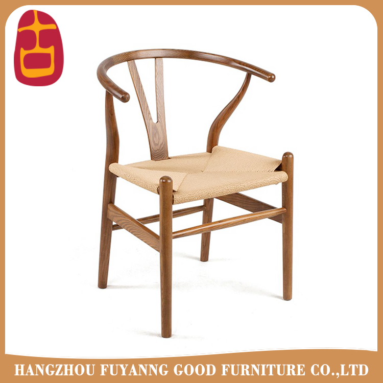 Hans Wegner wooden dinner Y chair dining room chair modern home funiture