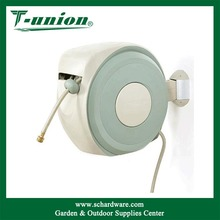 "High Quality 1/2"" Auto-Rewind Garden Hose Reel With PVC Hose"