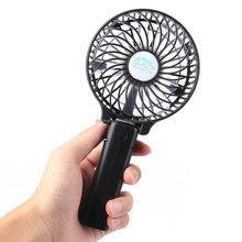 Usb Rechargeable Mini Fan With 18650 Battery for Travelling and Camping