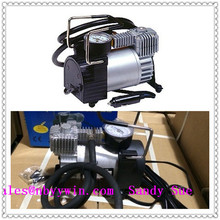 30mm single Piston Metal Air Compressor CE ROHS portable mini 220v 12v air compressor
