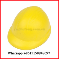 antistress helmet squeezing helmet toy for promotional gifts