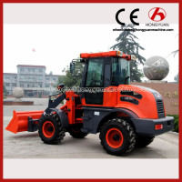 2016 new style ZL15F compact wheel loader