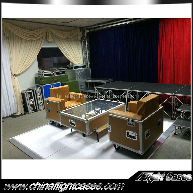 High quality dance floor panels wholesale event decorations