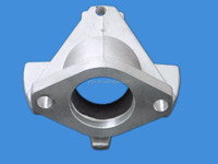low price and hot sale die casting aluminum water pump parts