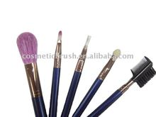 top-quality mini make up kit ,cosmetic brushes