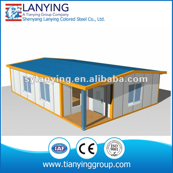 prefabricated steel toilet