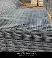 Concrete wire mesh panel/in roll