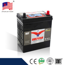 12V 36ah maintenance free lead acid automotive battery
