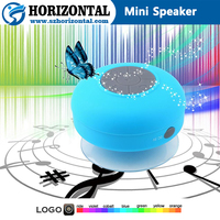 High quality fashion design waterproof pool floating bluetooth speakers